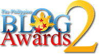 Philippine Blog Awards Logo