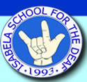 Snap Shot of Isabela School for the Deaf Logo