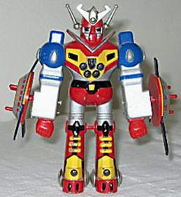 Mekanda Robot Toy (Thanks to Nostalgia Manila)