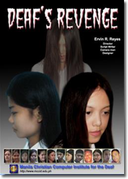 Deaf's Revenge Poster