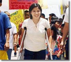Isabela Gov. Grace Padaca