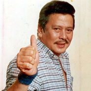 President Estrada (Notice his wristband?)