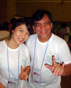 Jojo with Hanna Jang