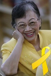 A Yellow Ribbon for a Great Leader