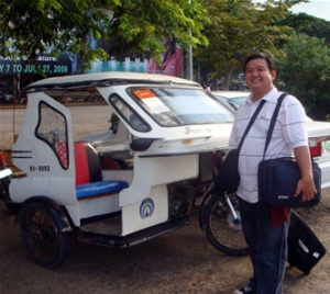 Puerto Princesa Tricycle