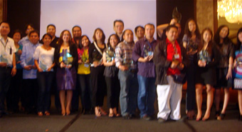 Digital Filipino Web Awardees