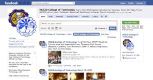 MCCID Facebook Screenshot