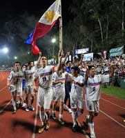 Azkals Win over Bangladesh