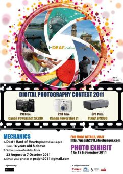 Poster of Photography contest