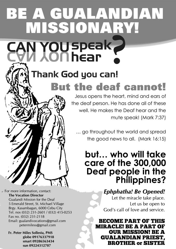 Gualandi Mission for the Deaf