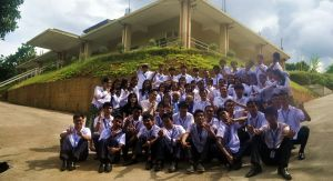 MCCID College  Students in San Mateo, Rizal