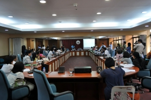 Sub-committee Hearing