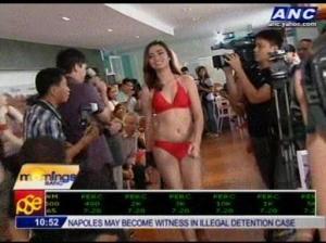 First Filipina Deaf Beauty Queen
