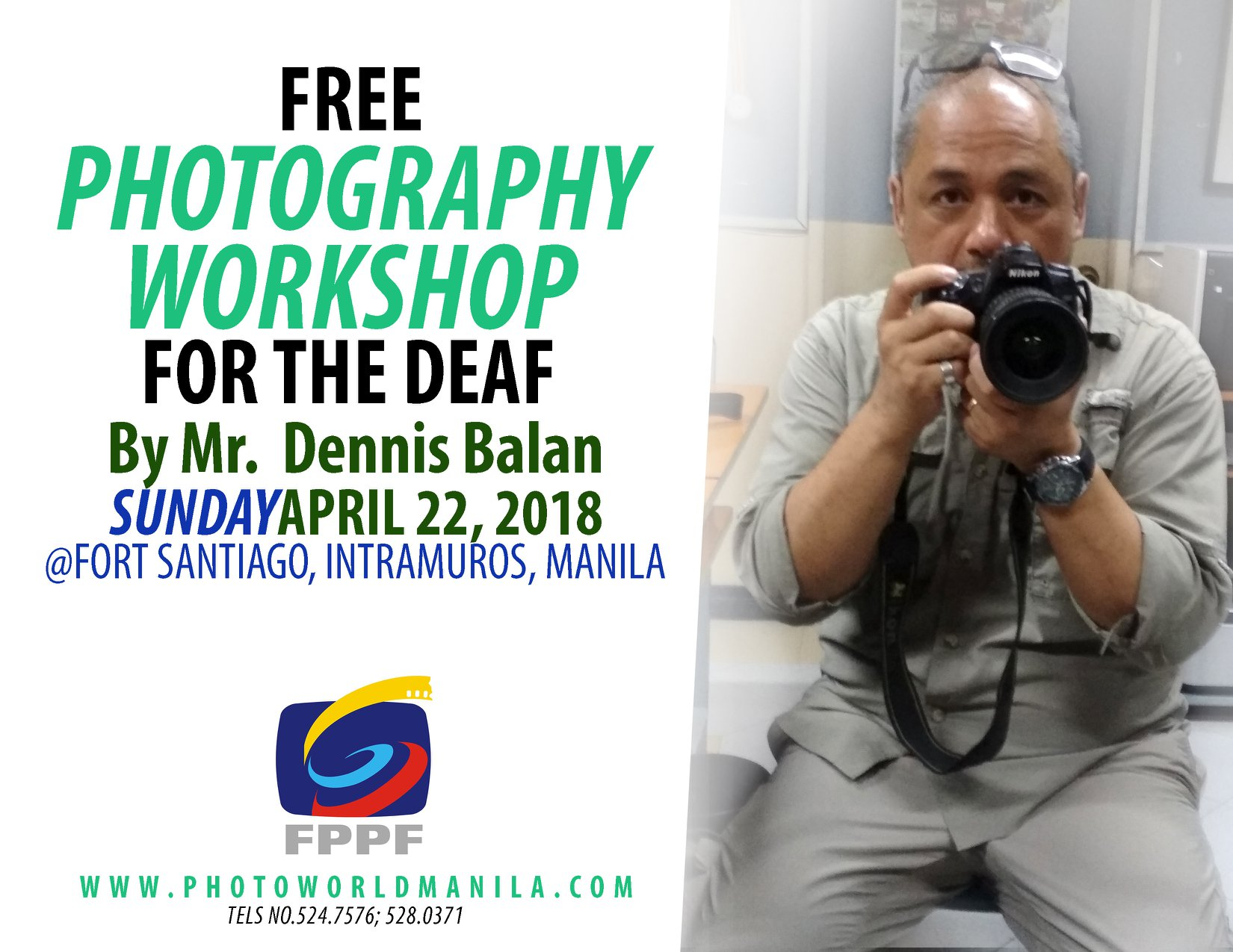 dennis photography seminar