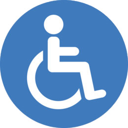 disabilitysymbolwhitebackground